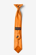Apricot Clip-on Tie For Boys Photo (1)