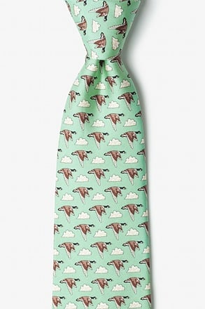 Feather Weather Tie