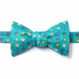 In Deep Water Self Tie Bow Tie by Alynn Bow Ties