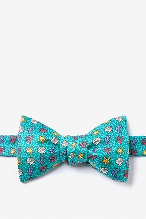 In Deep Water Self-Tie Bow Tie
