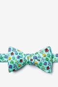 Nude Beach Self Tie Bow Tie by Alynn Bow Ties