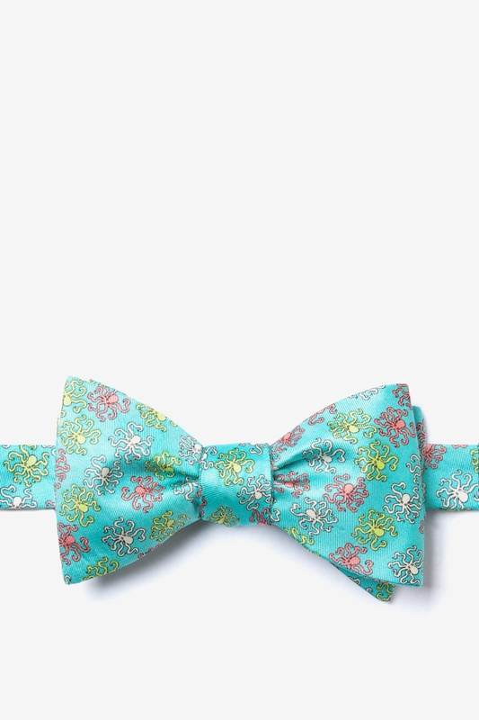 Octopodes Self Tie Bow Tie by Alynn Bow Ties
