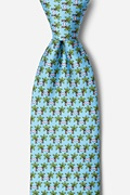 Palm Tree Siesta Tie