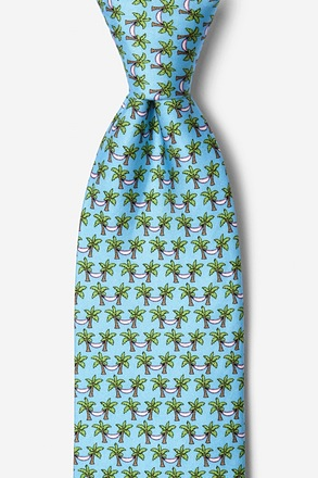 _Palm Tree Siesta Tie_
