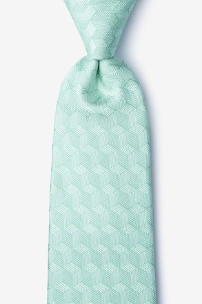 Salt Aqua Extra Long Tie