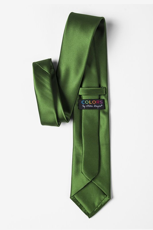 Artichoke Extra Long Tie Photo (2)