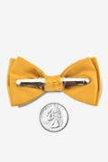 Artisans Gold Bow Tie For Infants Photo (1)