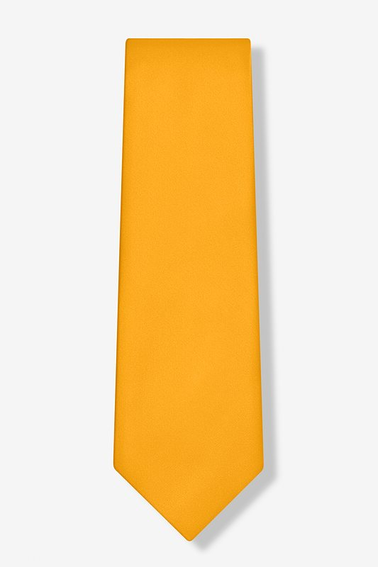 Artisans Gold Extra Long Tie Photo (1)