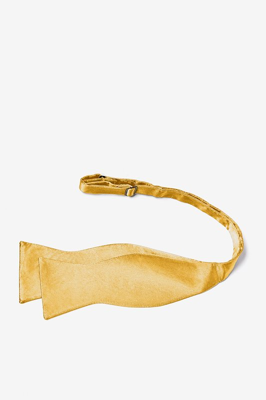 Artisans Gold Self-Tie Bow Tie