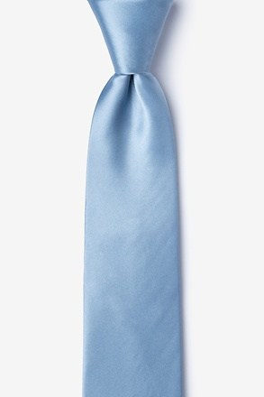 _Baby Blue Tie For Boys_