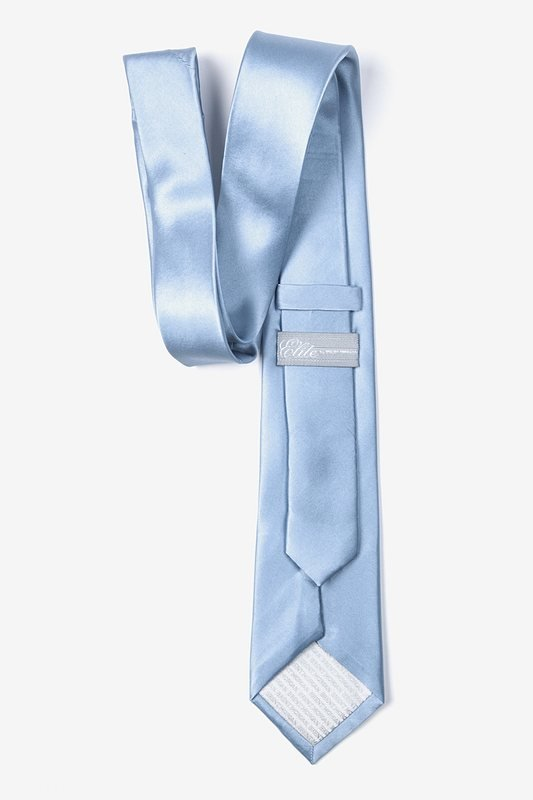 Baby Blue Tie For Boys