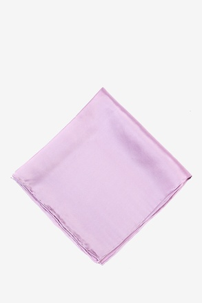 Baby Lilac Pocket Square