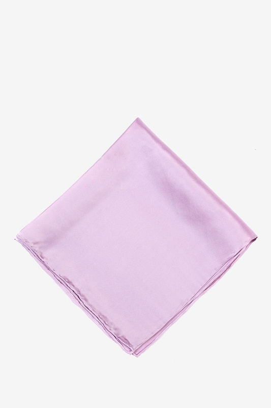 Baby Lilac Pocket Square Photo (0)