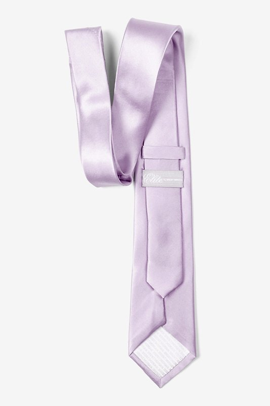 Baby Lilac Tie For Boys Photo (1)