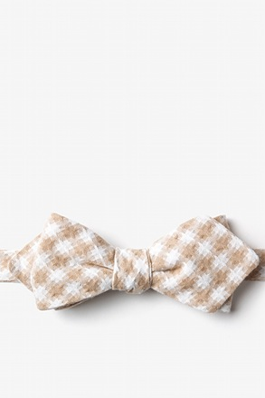 _Kingman Diamond Tip Bow Tie_
