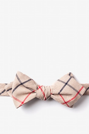Maricopa Diamond Tip Bow Tie