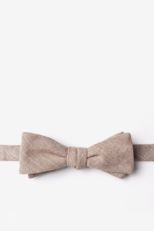 Wortham Skinny Bow Tie Photo (0)