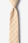 Yakima Beige Skinny Tie Photo (0)