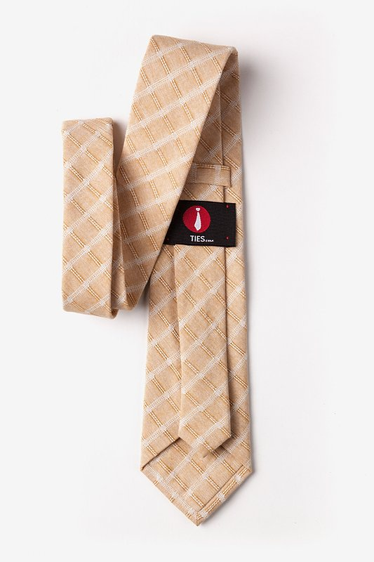 Yakima Beige Tie Photo (2)