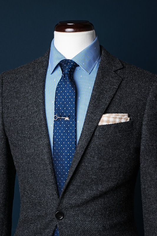 Quinby Skinny Tie Photo (2)