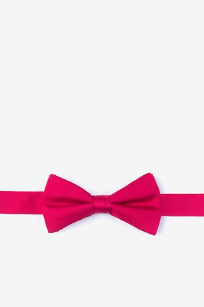 _Berry Bow Tie For Boys_