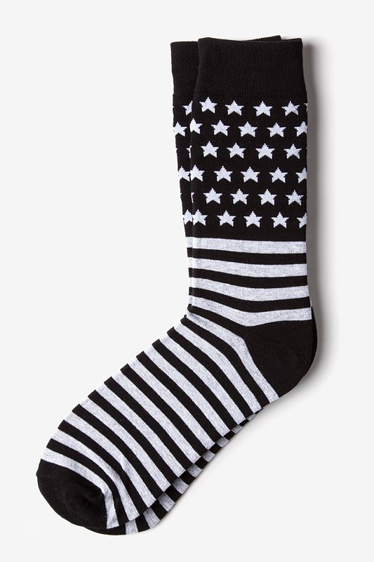 American Flag Sock Photo (0)