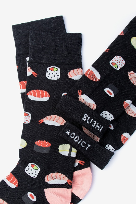 Sushi Addict Sock Photo (2)
