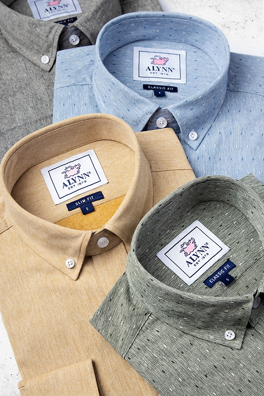 Caden Slim Fit Casual Shirt Photo (3)