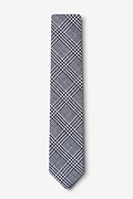Cottonwood Black Skinny Tie Photo (1)