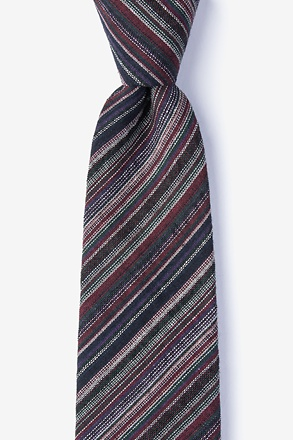 Eastlake Black Extra Long Tie