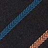 Black Cotton Houston Tie