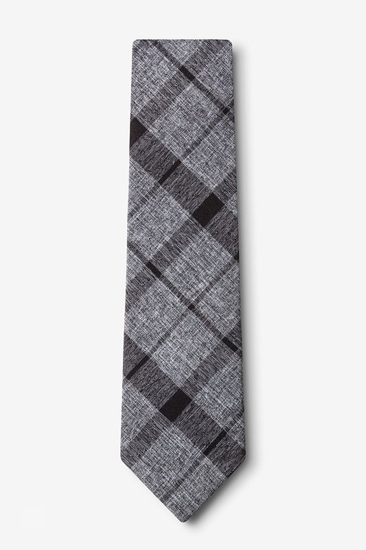 Kirkland Black Extra Long Tie Photo (1)