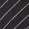 Black Cotton Lewisville Tie