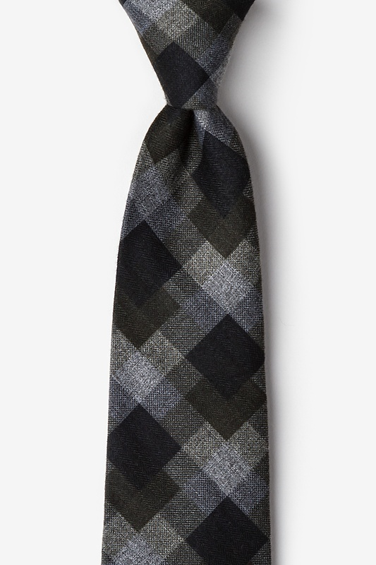 Richland Extra Long Tie Photo (0)