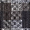 Black Cotton Richland Pocket Square