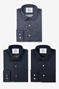 The Darkside Untuckables Black Shirt Pack Photo (0)