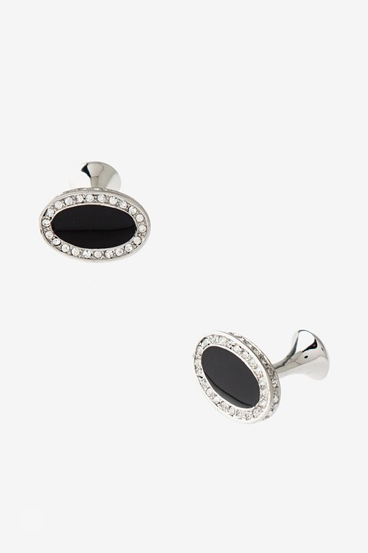 Discount Bejeweled Ring Cufflinks
