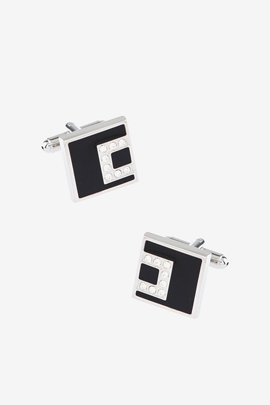 BEJEWELED SQUARE Cufflinks Photo (0)