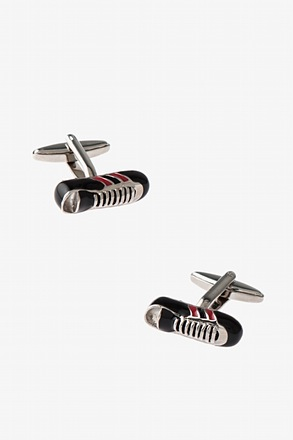 Colored Cleats Cufflinks