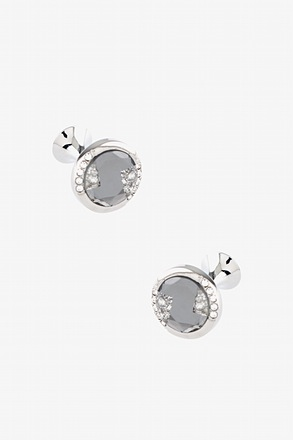 Diamond Points Cufflinks