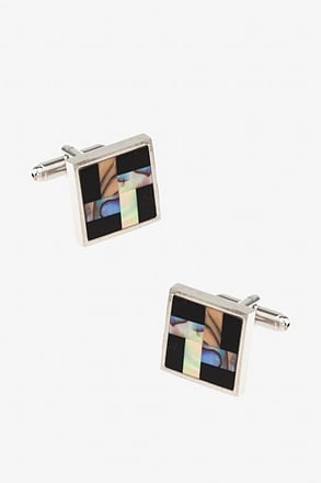 Edison Square Cufflinks