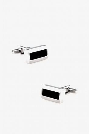 Enframed Bar Cufflinks