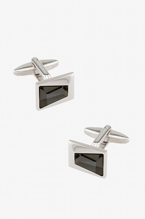 _Euclid Rectangle Cufflinks_