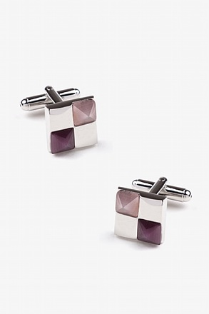 Four Square Cufflinks