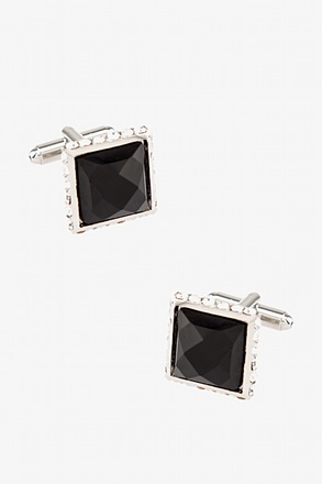 Framed Many Facets Cufflinks