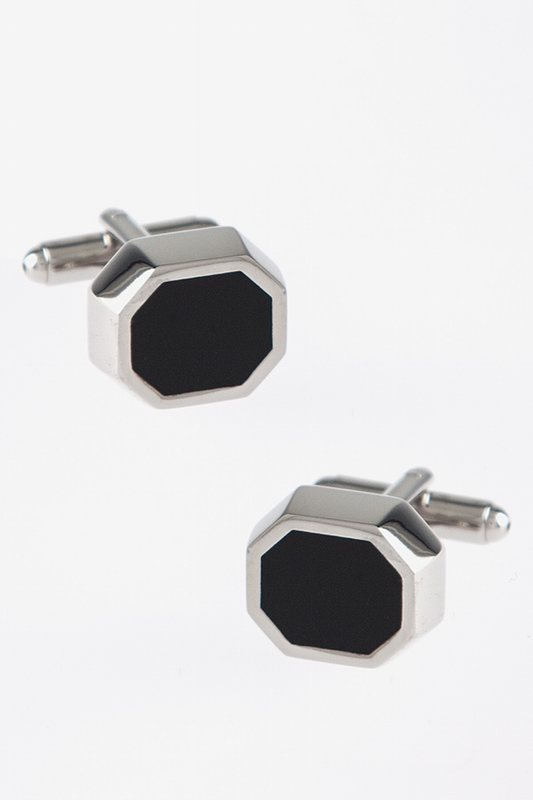 Jackson Octagonal Cufflinks Photo (0)