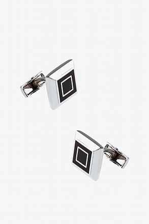 Lifted Frame Cufflinks