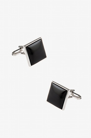 Luminous Gemstone Cufflinks