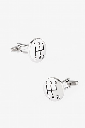 Need For Speed Round Cufflinks
