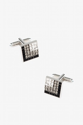 Ombre Square Cufflinks